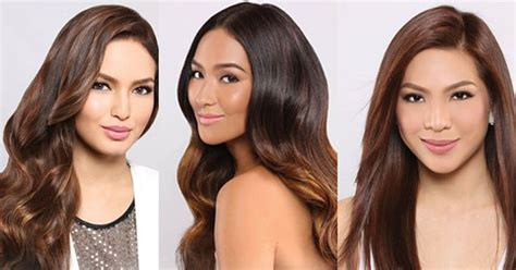 popular hair color in the philippines what s the best hair color for mestiza morena and