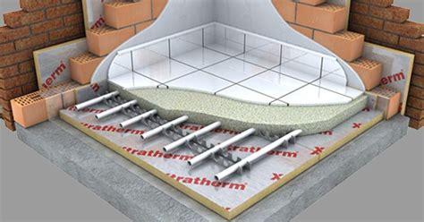 vloerverwarming badkamer isoleren vloerisolatie prijs advies soorten vloerisolatie hun