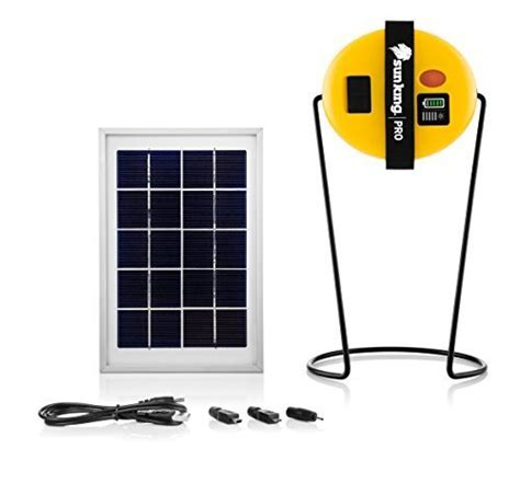 portable solar chargers for cing greenlight planet sun king pro an portable solar lantern