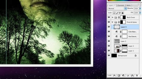 construct 2 tutorial cz create a horror dvd cover in adobe photoshop part 3 youtube