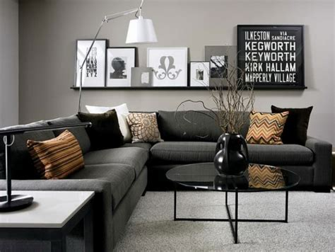 69 Fabulous Gray Living Room Designs To Inspire You Living Room Ideas With Grey Sofas