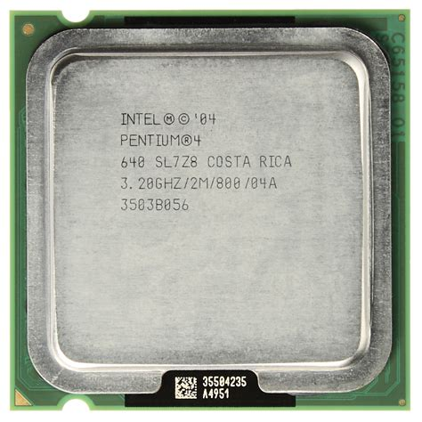 Prosesor Pentium the pentium 4 microprocessor from intel is a seventh generation cpu targeted at the consumer market