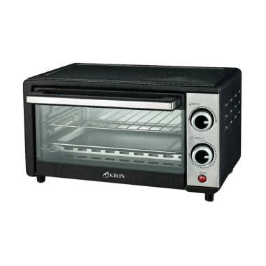 Oven Kirin 19liter jual oven listrik harga merek terbaik blibli