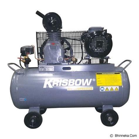 Kompresor Angin Murah jual krisbow kompresor angin 10029557 murah bhinneka
