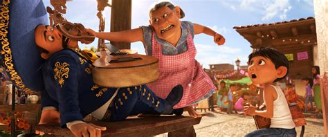 coco running time coco first look pixar s multicultural message will make