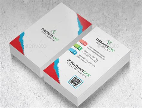 front and back business card template word 4 best