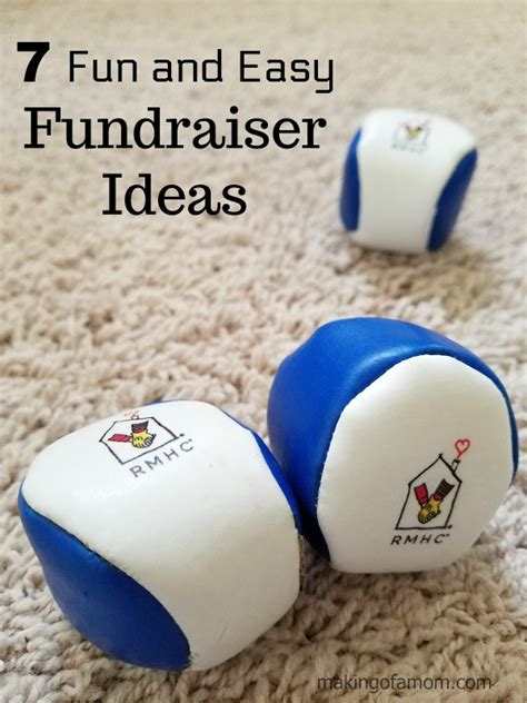 Fundraiser Giveaway Ideas - making of a mom family travel parenting tips product reviews giveaways craft