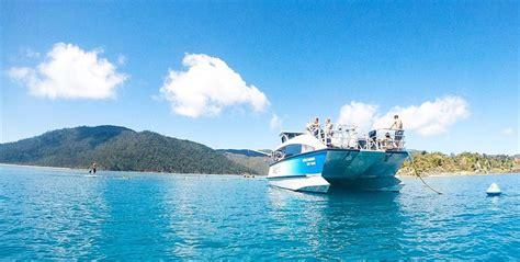 boat mooring airlie beach whitsundays boat tour with gsl marine whitsundays day