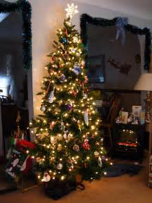 Christmas tree skinny gold christmas tree artificial christmas trees