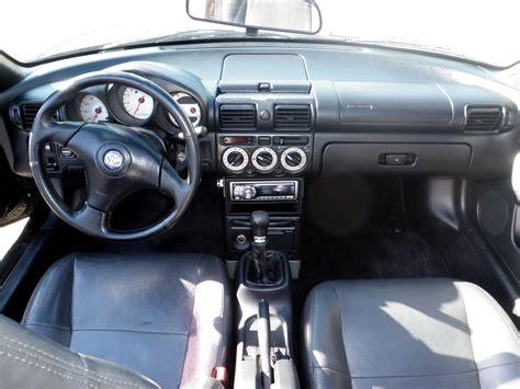 Mr2 Spyder Interior by 2001 Toyota Mr2 Spyder Pictures Cargurus