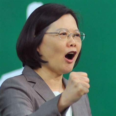 presidente della donna elezioni taiwan tsai ing wen primo presidente donna