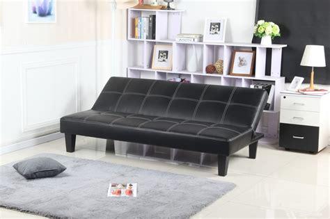 futon 3 cuerpos negro futon negro modelo napa madera sofa de 3 cuerpos cama de