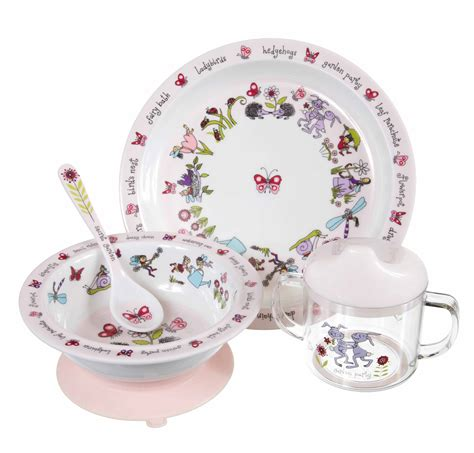 Baby Meal Set win tyrell katz toddler dining sets compartment trays parenting without tears