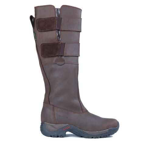 County Boots Brown country rider brown tuffa footwear ltd