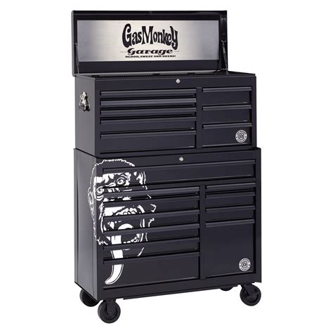 Tool Chests And Cabinets by Gas Monkey Garage 41 Quot Tool Chest And Storage Cabinet