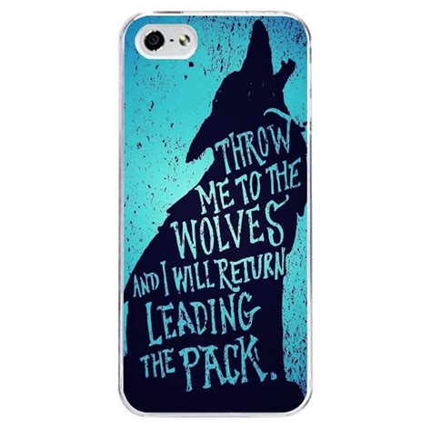 Iphone 5 5s 5c 6 6s 6 6s Tempered Glass 0 26mm 2 5d 9h Az34 wolf quote phone cover fits iphone 4s 5c 5 5s 6 6s 6