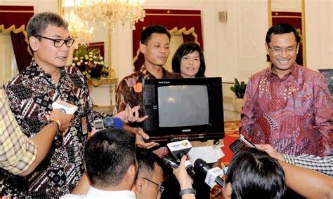 Tv Rakitan Kusrin tv rakitan kusrin kejutkan presiden redaksi indonesia jernih tajam mencerahkan