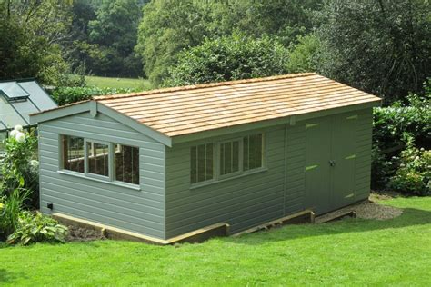 garden sheds free delivery installation
