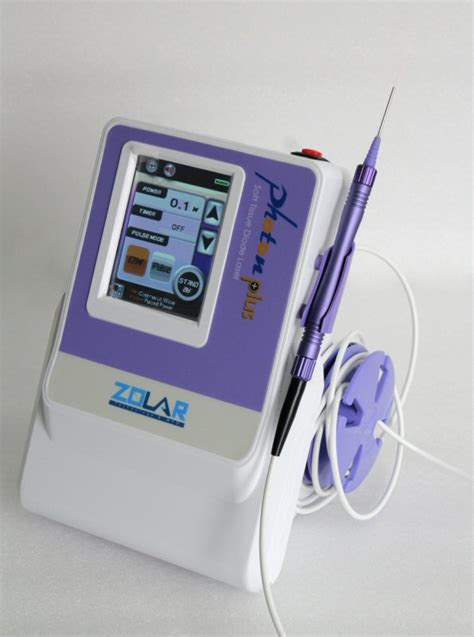 diode laser for dentistry zolar technology mfg co inc announces photon series diode lasers product launch for the usa