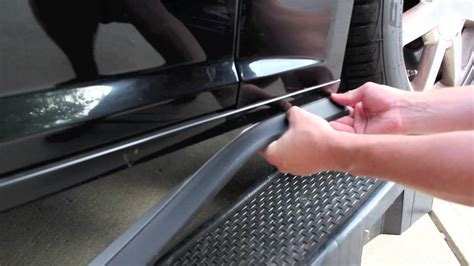 universal rubber boot spoiler universal all fit lip kit installation instructions do it