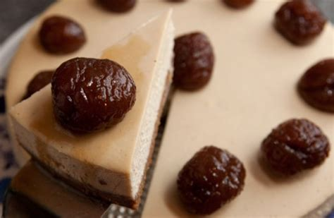 un americana in cucina cheesecake chestnut cheesecake recipe dishmaps