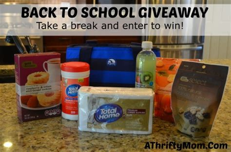 Cvs Giveaway - winner of the back to school prize package from cvs is