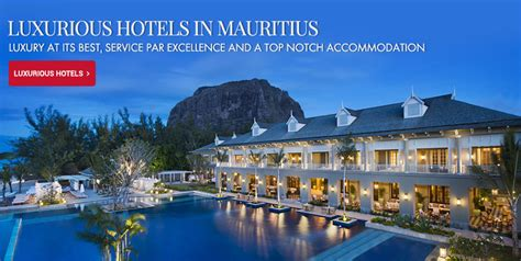 best resort mauritius mauritius hotel guide to the best luxury hotels in mauritius