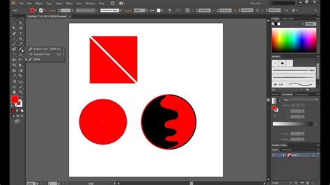 adobe illustrator cs6 youtube adobe illustrator cs6 aula 11 ferramenta de corte