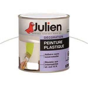 peinture plastique julien 0 5 l blanc castorama
