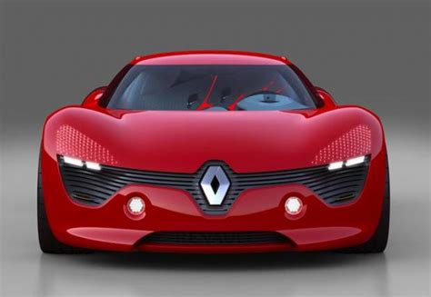renault sports car renault shows dezir electric sports car concept hints