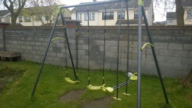 swing sets dublin soulet apatou swing set for sale in oldbawn dublin from