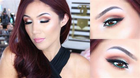 spring makeup tutorial xojennydey spring makeup tutorial beautician today beauty videos