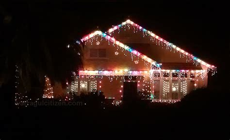 christmas light house warragul warragul baw baw citizen