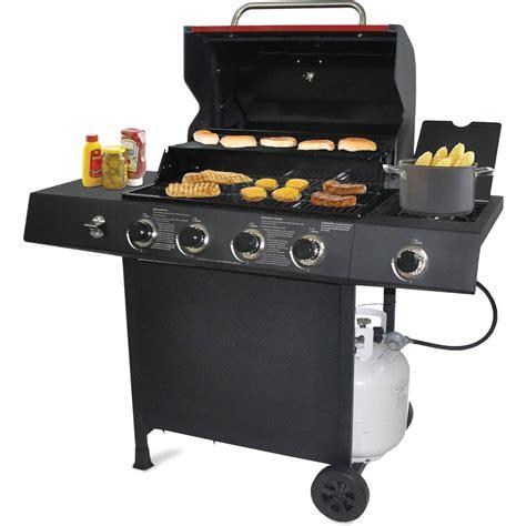asador a gas backyard grill 4 quemadores quemador