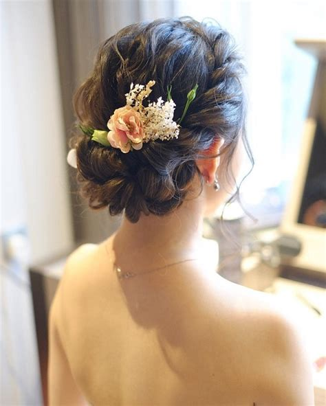 Bridal Hairstyles For Curly Hair Hair by 10 Pretty Bridal Hairstyles For Curly Hair Popxo