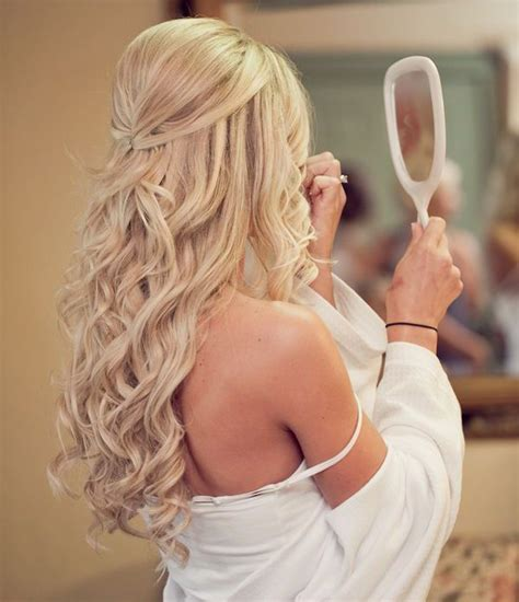 long hairstyles for bridal party 20 creative and beautiful wedding hairstyles for long hair