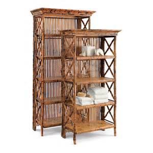 Rattan Bookshelves Rattan Bamboo Bookshelves Gump S