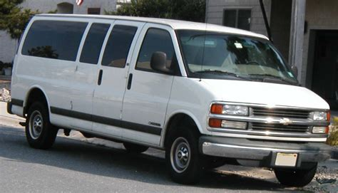 how it works cars 1996 chevrolet express 3500 seat position control chevrolet express wikip 233 dia