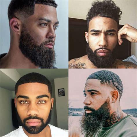 black men beard cut 23 black men beards top beard styles for black guys