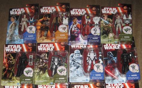 episode 7 figures look wave of the new wars the