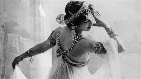 Mata Hari The Paulo Coelho mata hari se convierte en musa de paolo coelho