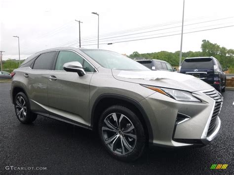 silver lexus 2017 2017 atomic silver lexus rx 350 awd 120660020 photo 12