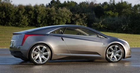 Cadillac Volt by Gm Confirms Production Date For Volt Like Cadillac Elr