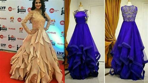 new latest design of gaun latest party wear long gown dresses designs youtube
