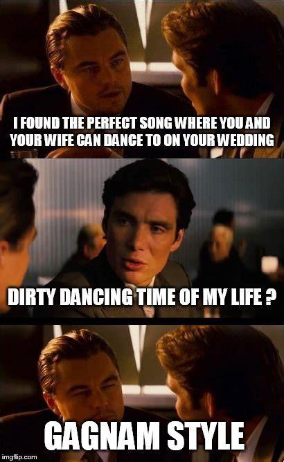 Dirty Dancing Meme - inception meme imgflip