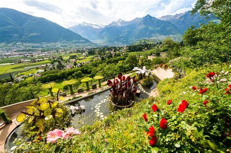 i giardini di castel trauttmansdorff dal 1 aprile il risveglio dei giardini di sissi merano