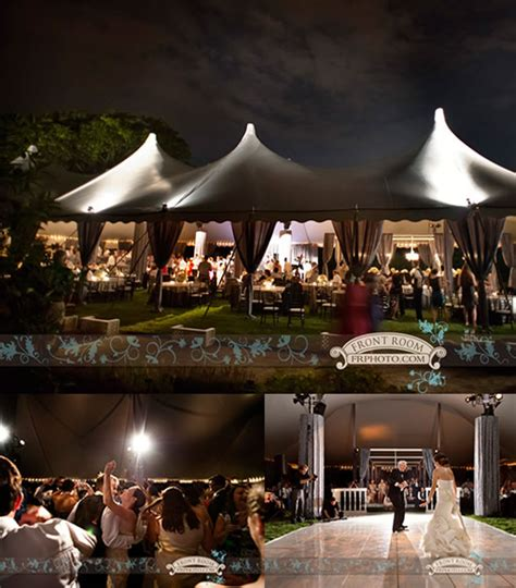 Boerner Botanical Gardens Wedding Tent Weddings By Milwaukee S David Caruso Marriedinmilwaukee