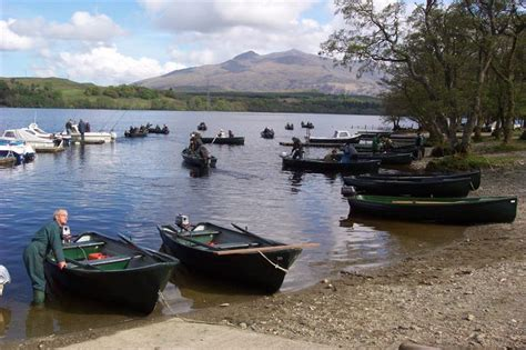 fishing boat hire oban commercial development for sale loch awe boats and