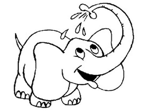 Elephant Color Pages free printable elephant coloring pages for