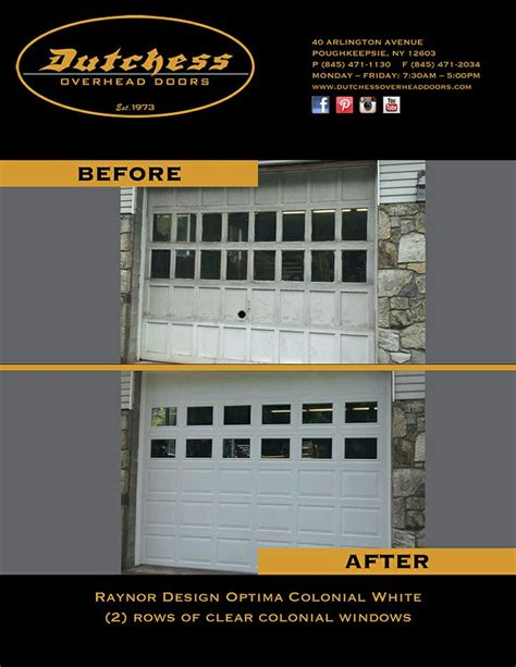 Dutchess Overhead Doors Dutchess Overhead Doors Inc Raynor Garage Doors Raynor Garage Doors Raynor